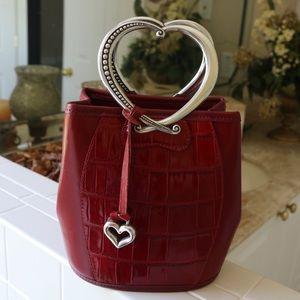 Brighton Heart Handle Bag